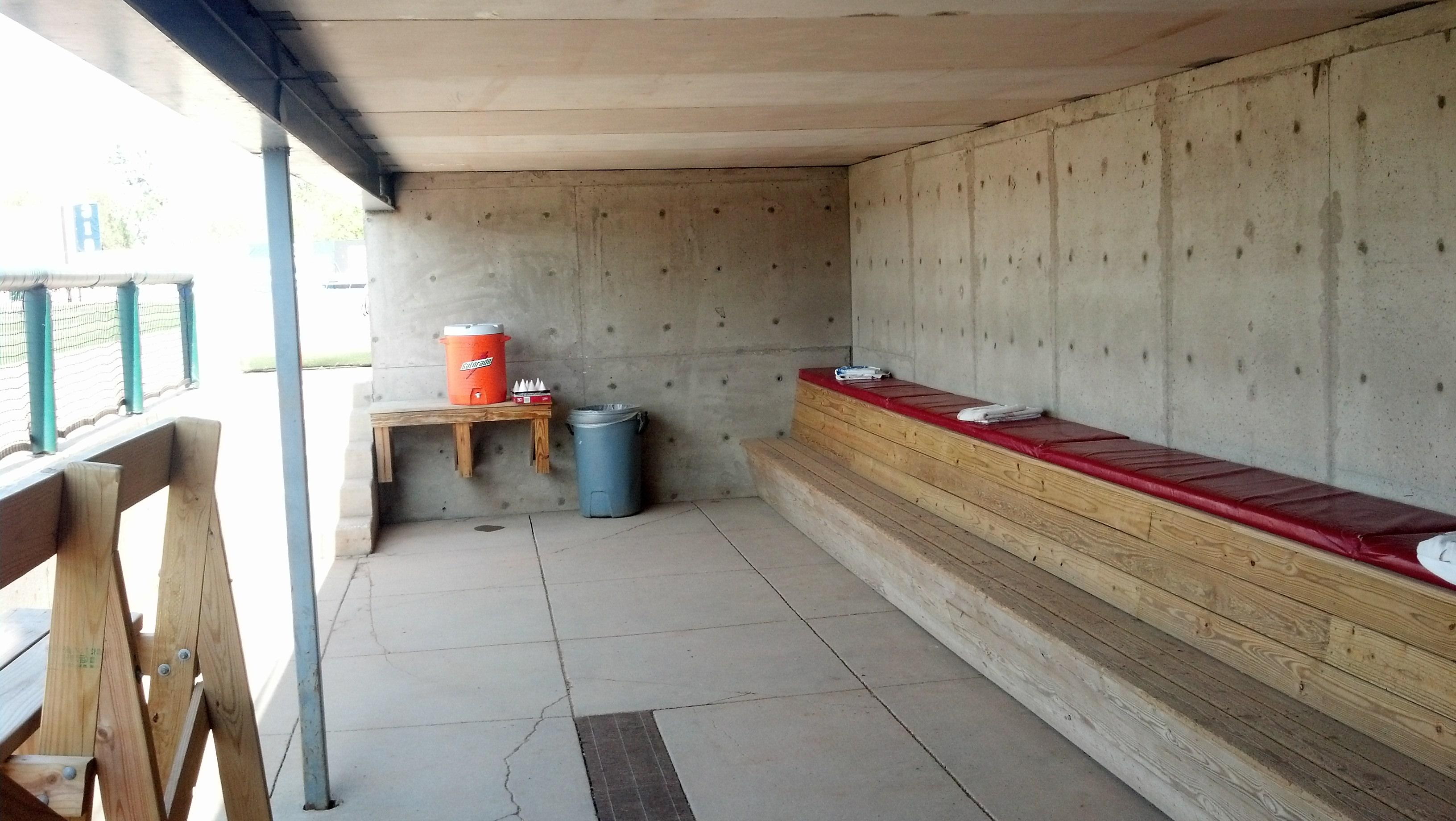 Baseball Dugout Bedroom Designs: Blustery Baseball In Burlington « Holding Down The Fort