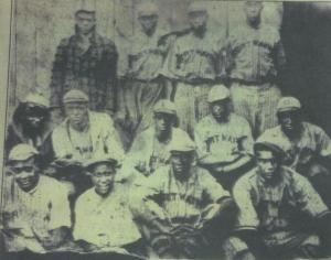 The Fort Wayne Colored Giants.
