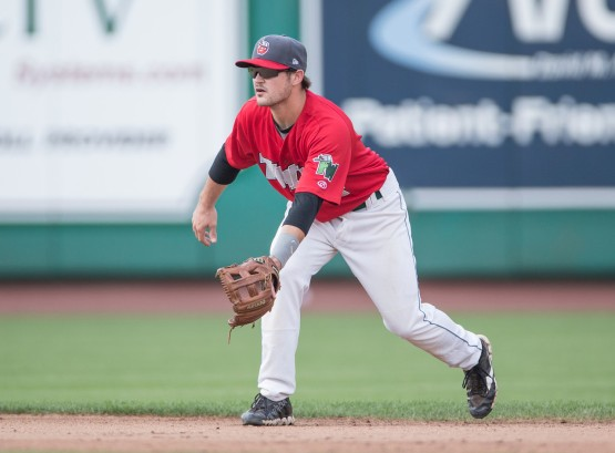 In three seasons with the TinCaps, Tyler Stubblefield played in 190 games with the club.