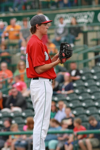 Making all but one of his scheduled starts for the TinCaps in 2013, Fried showed off why he's one of the best left-handed prospects in all of Minor League Baseball.