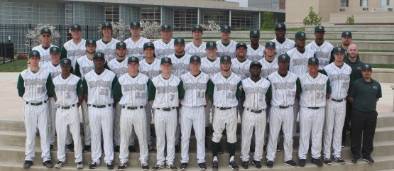 The 2014 Fort Wayne TinCaps team photo. Players always subject to change. (Photo by Brad Hand)